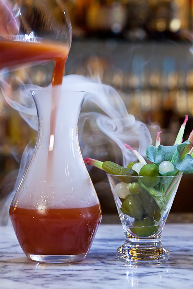 Artesian Smoked Bloody Mary