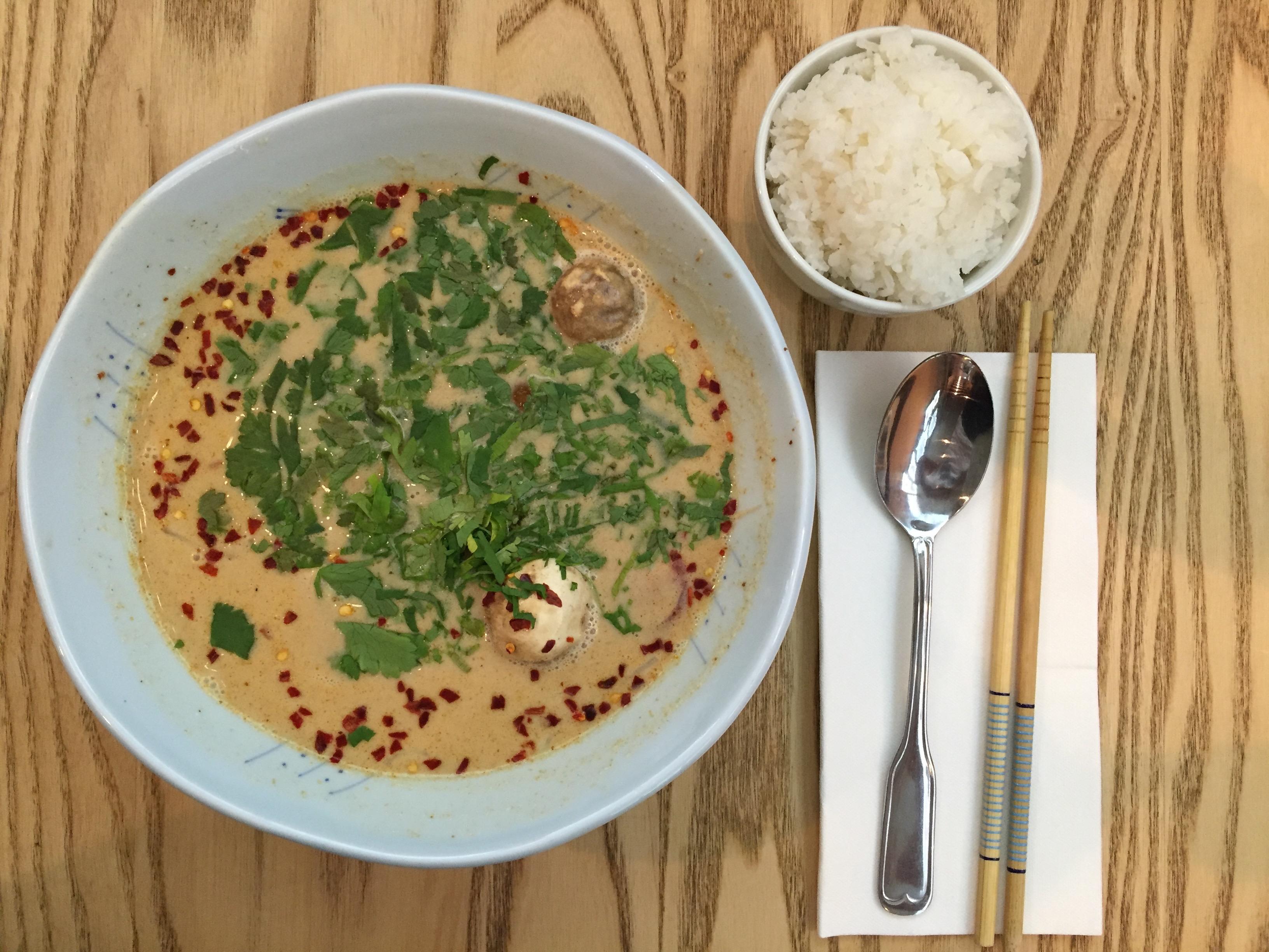 East суп