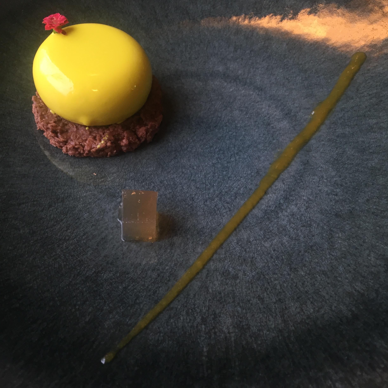 Бао десерт