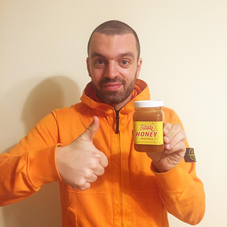 Вещь мёд Манука
