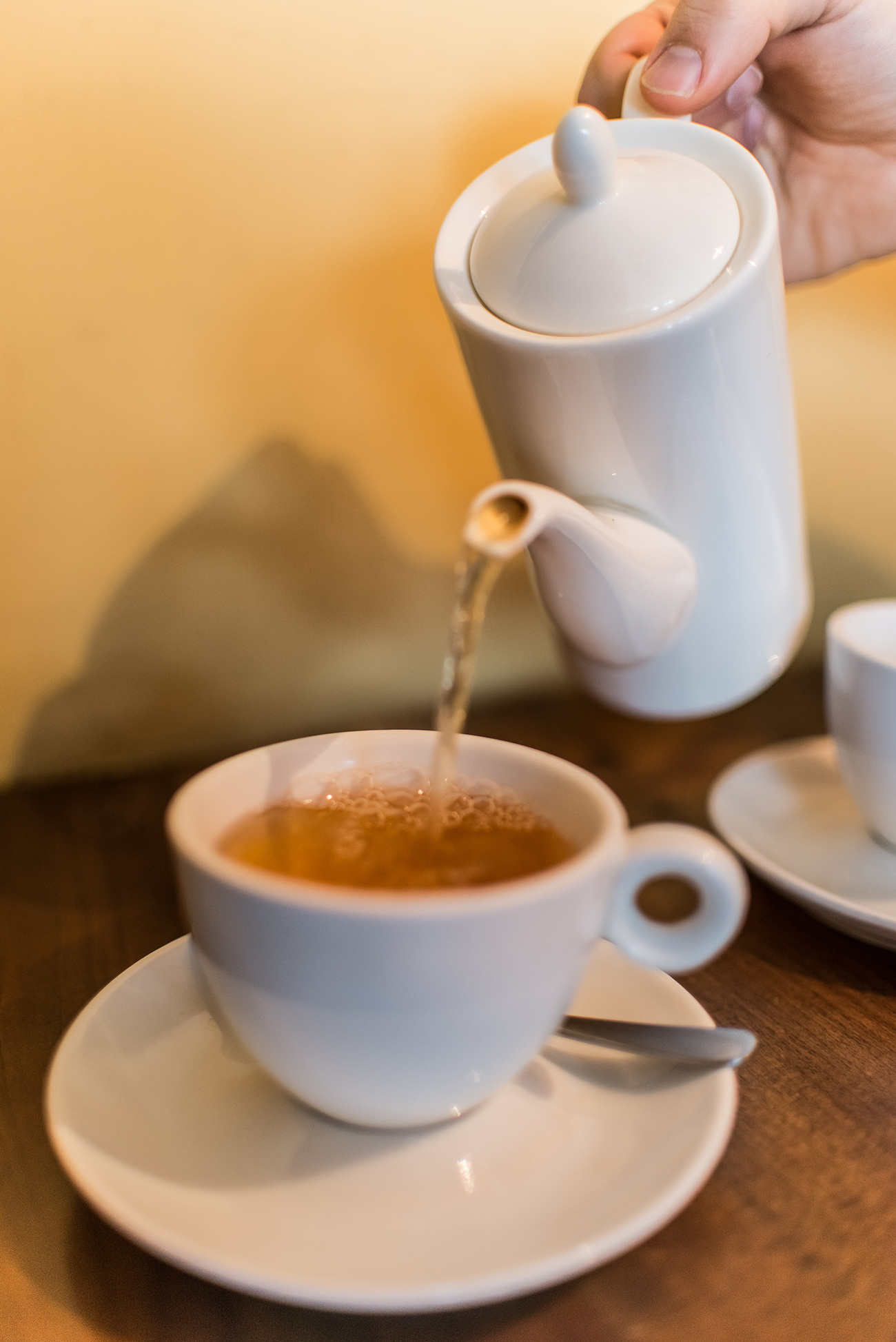 Espresso чай