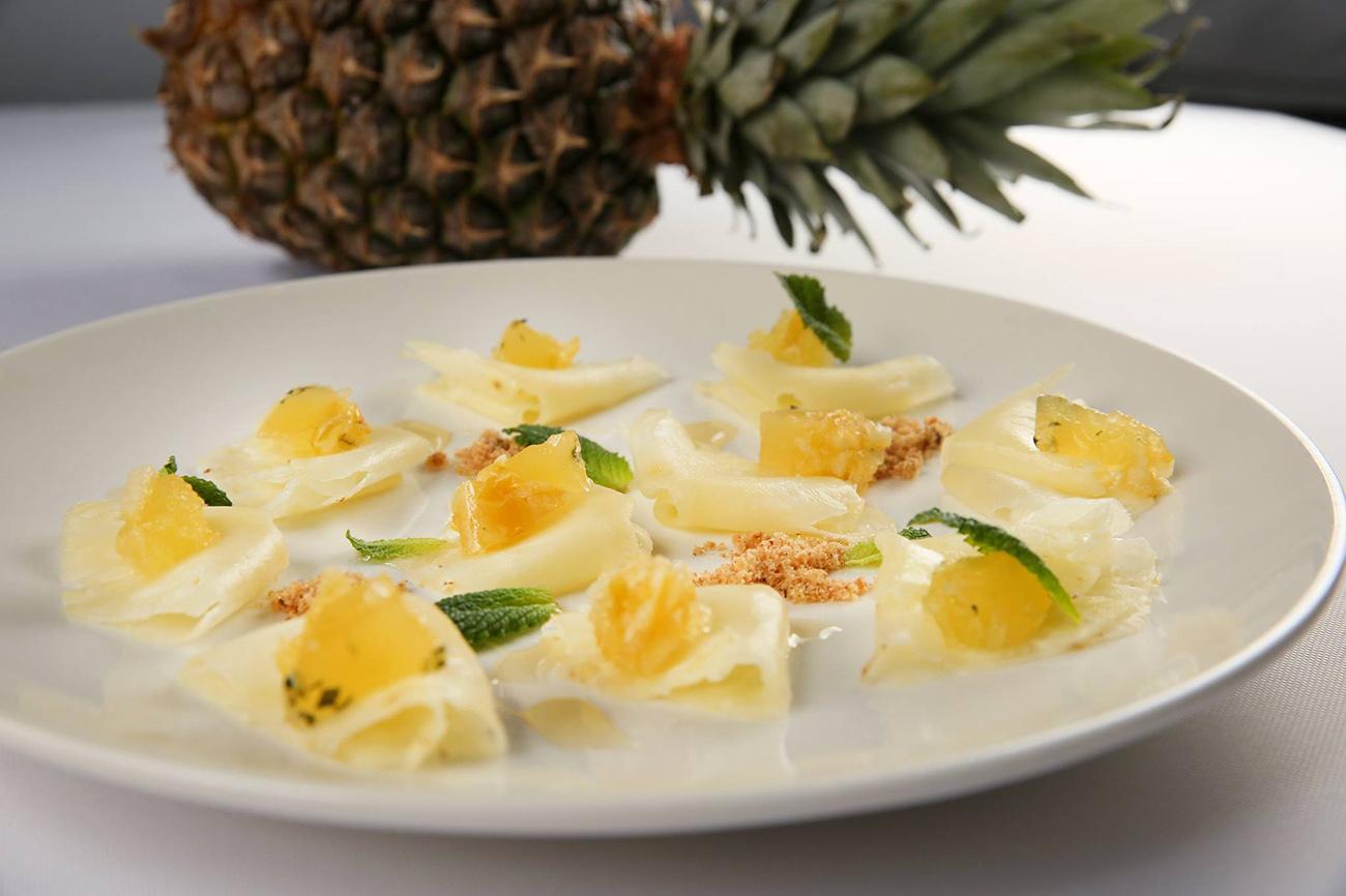 Piccolino ананасы