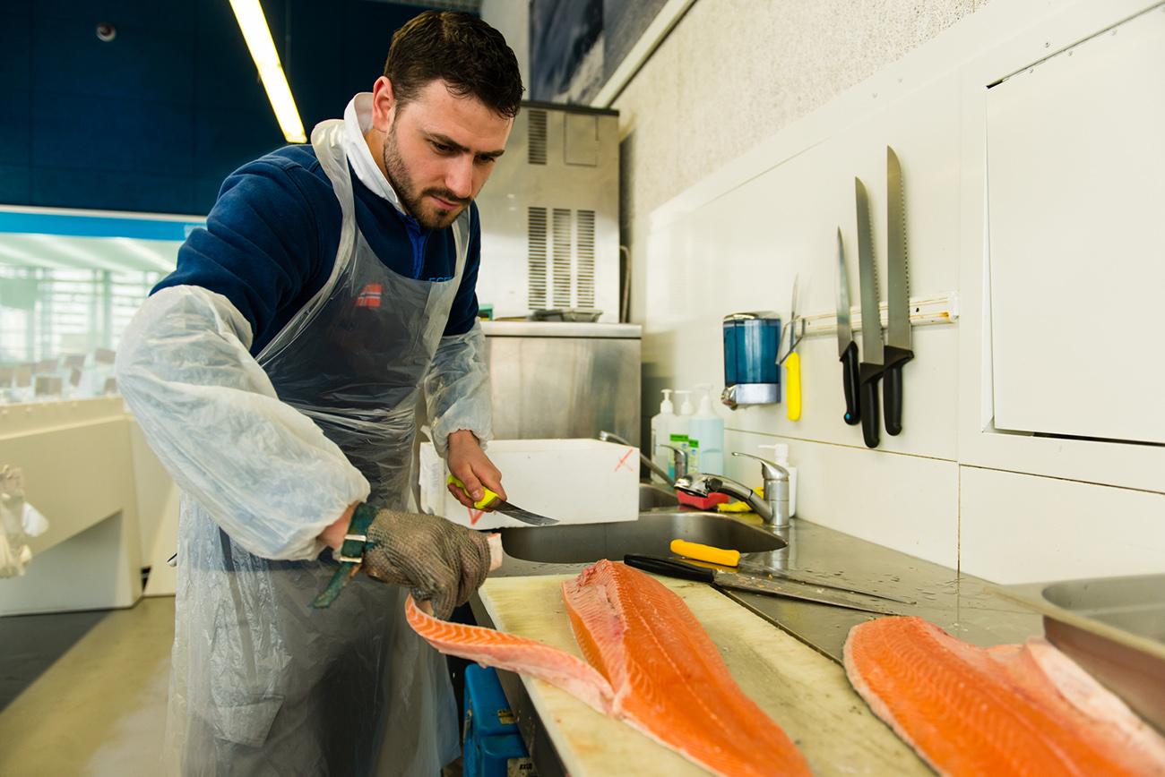 Egersund лосось