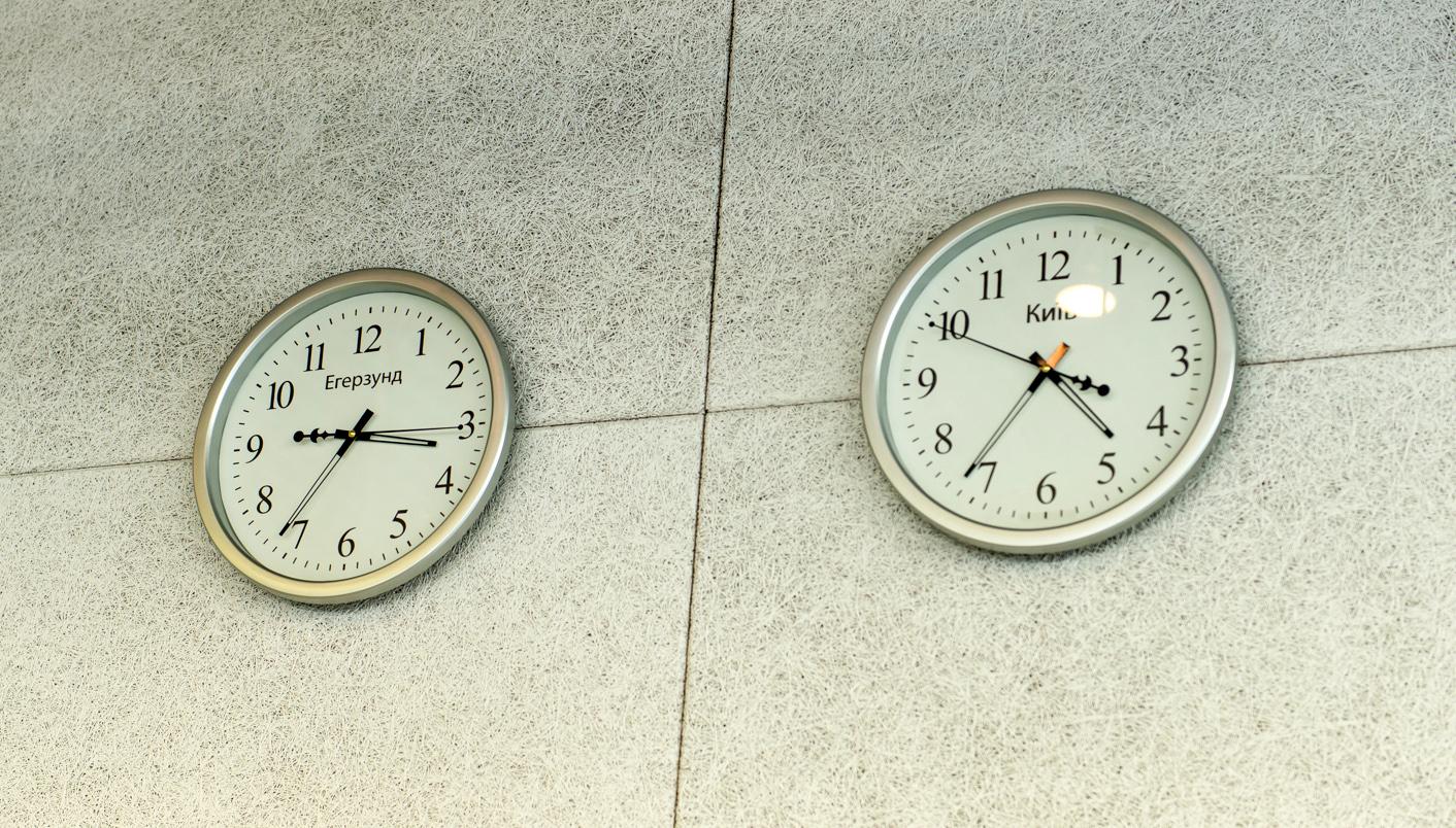 Egersund часы