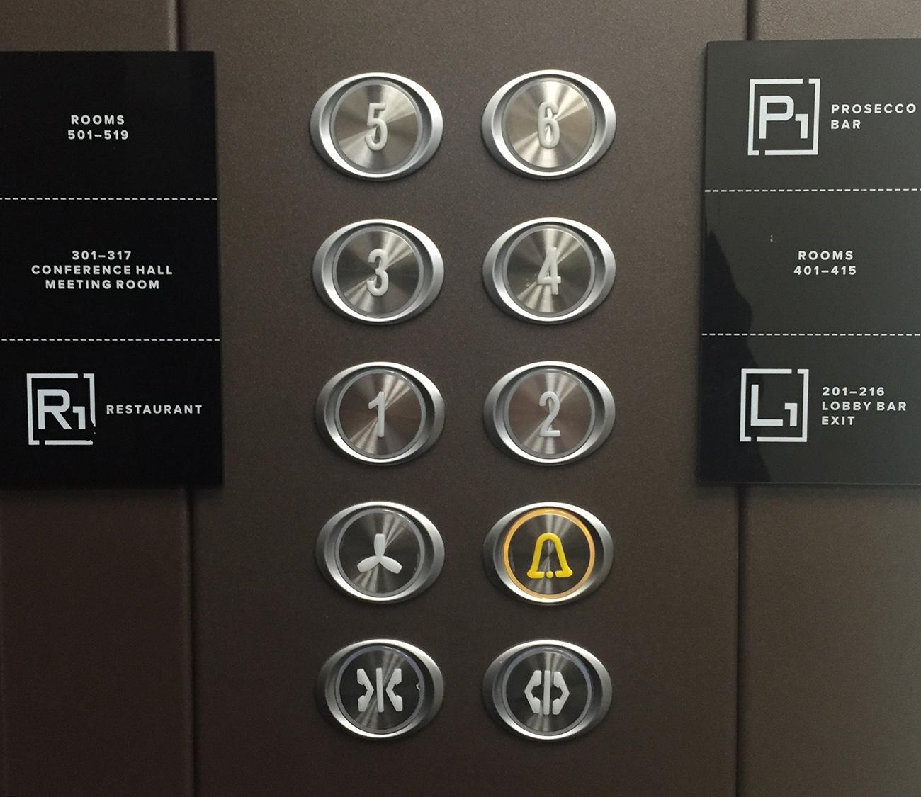 Prosecco лифт