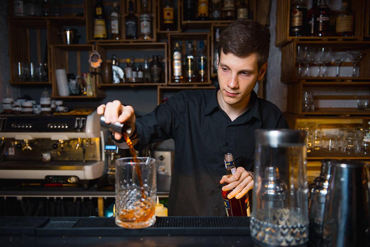 Dizyngoff бармен