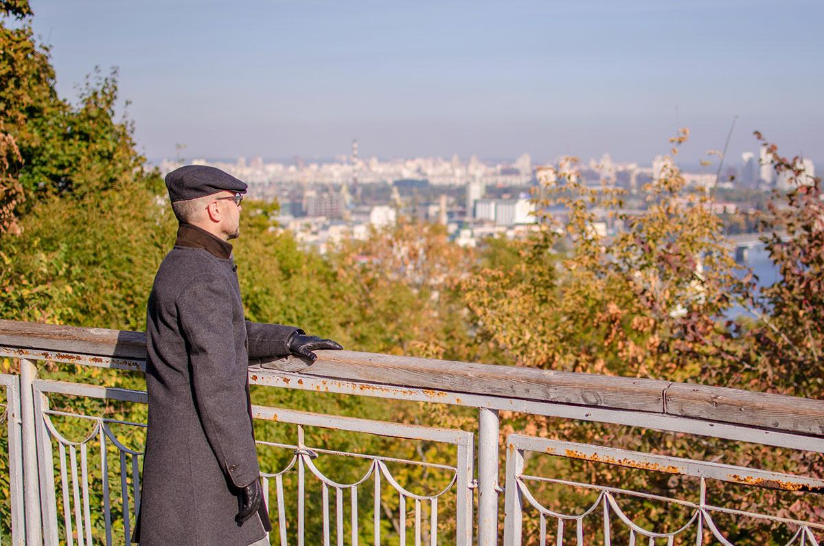 Сергей вспоминает о том, как закончил авиационное инженерное училище в Киеве.