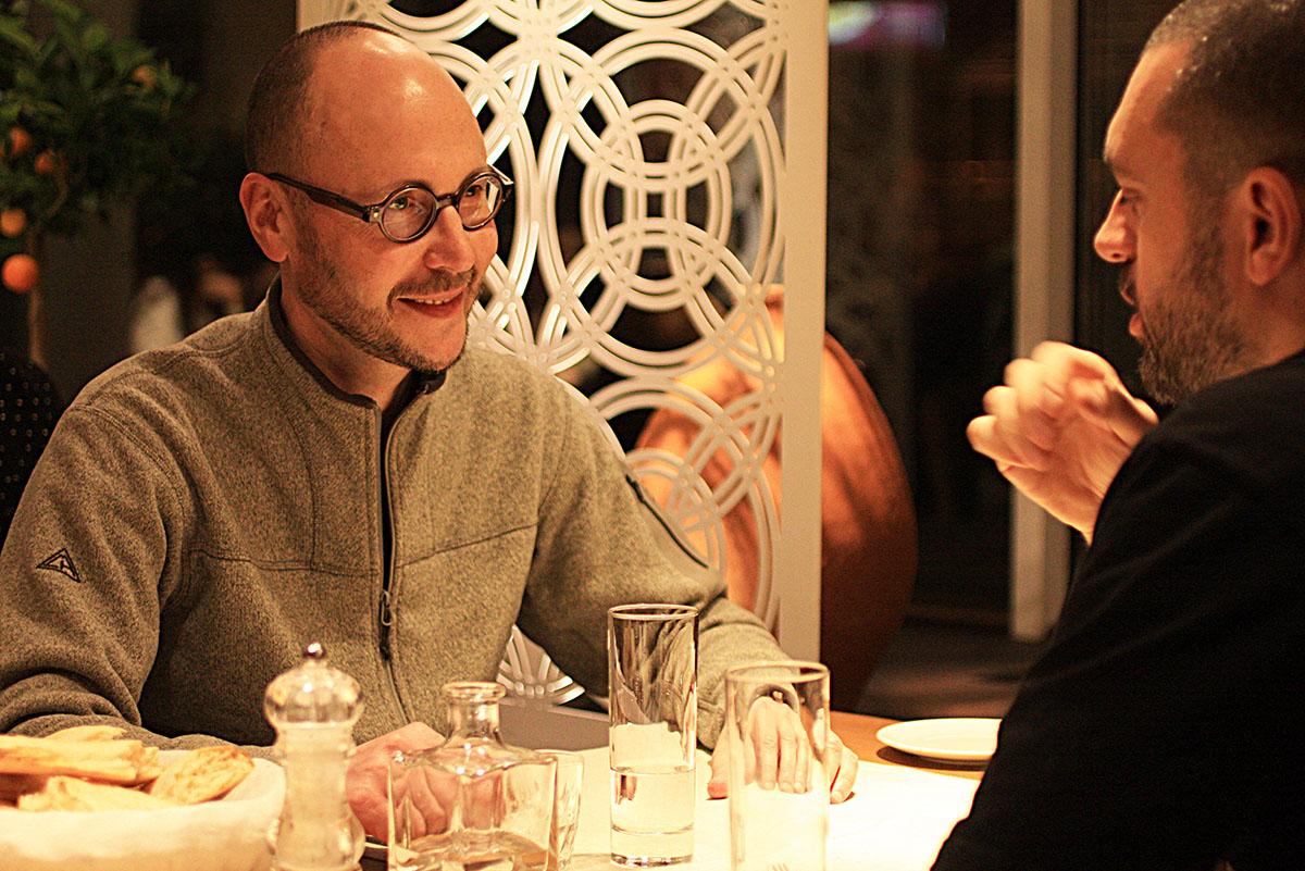 Первые деньги в свой ресторан Сергей вложил в далёком 1995 году.