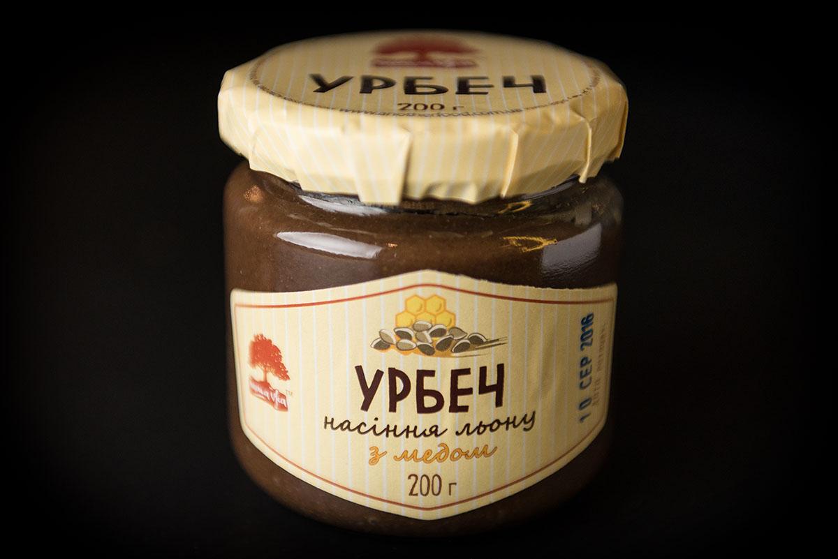 В переводе с аварского языка урбеч – это молотое льняное семя.