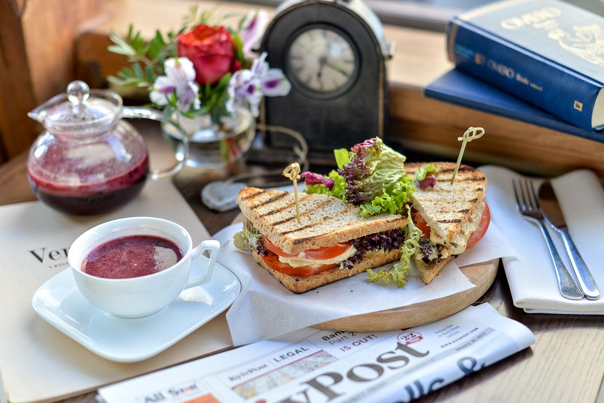Vero Vero Italian sandwich