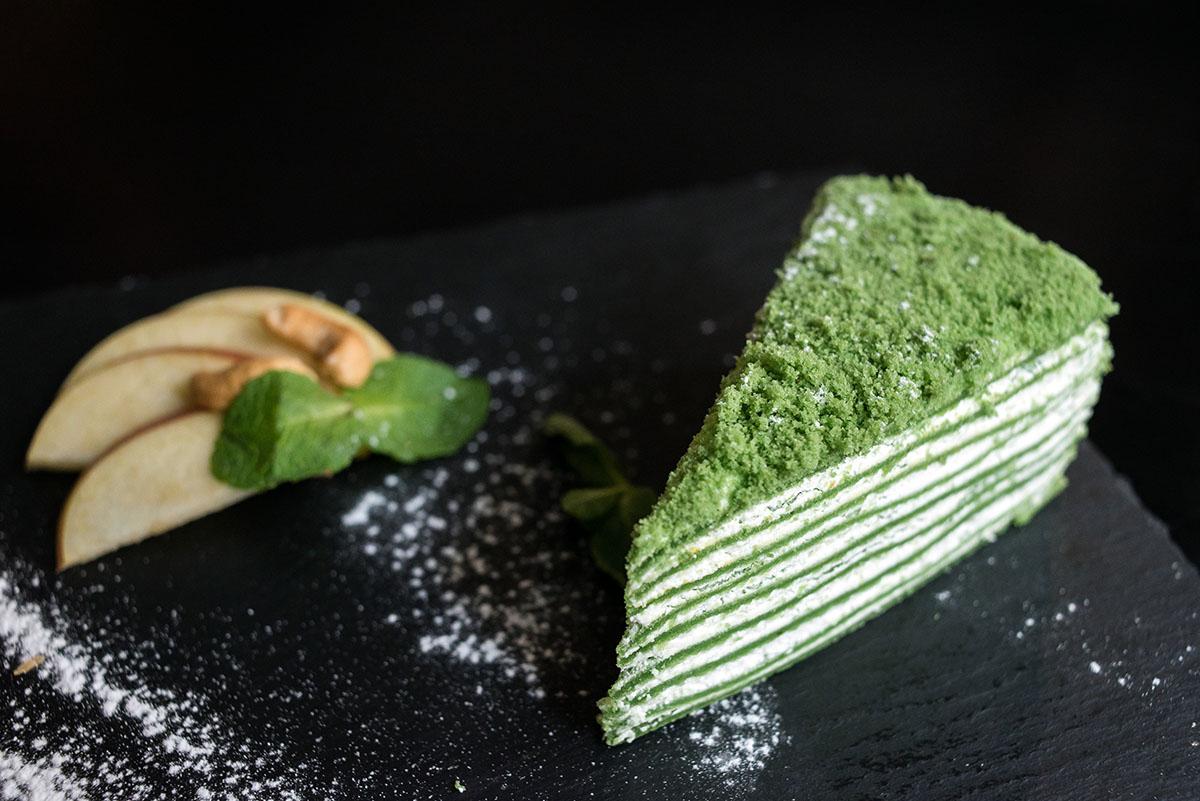 Bruce Lee Dessert
