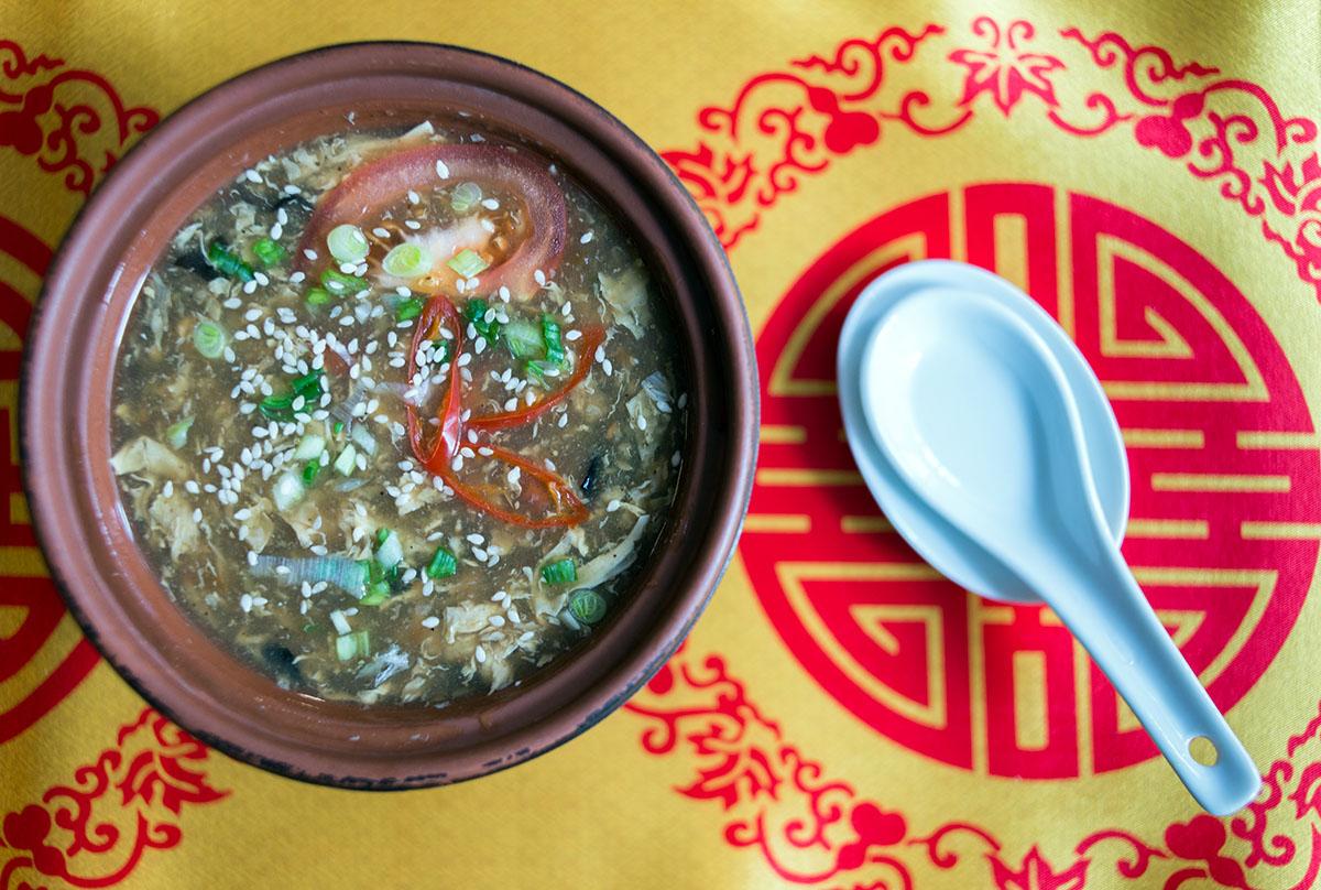 Bruce Lee Soup