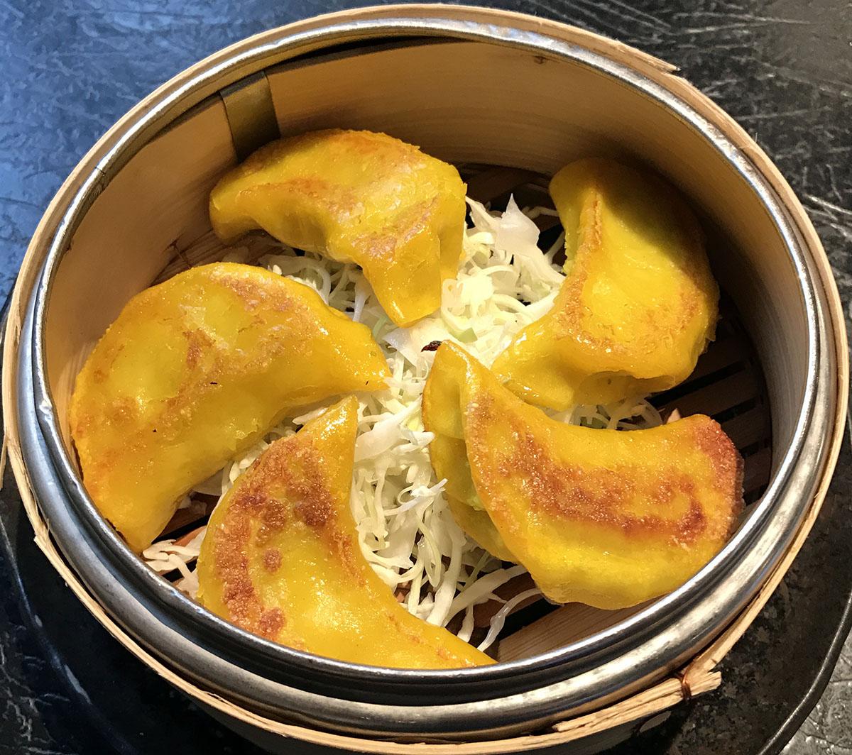 Dinner TLV Yakimono Gedza