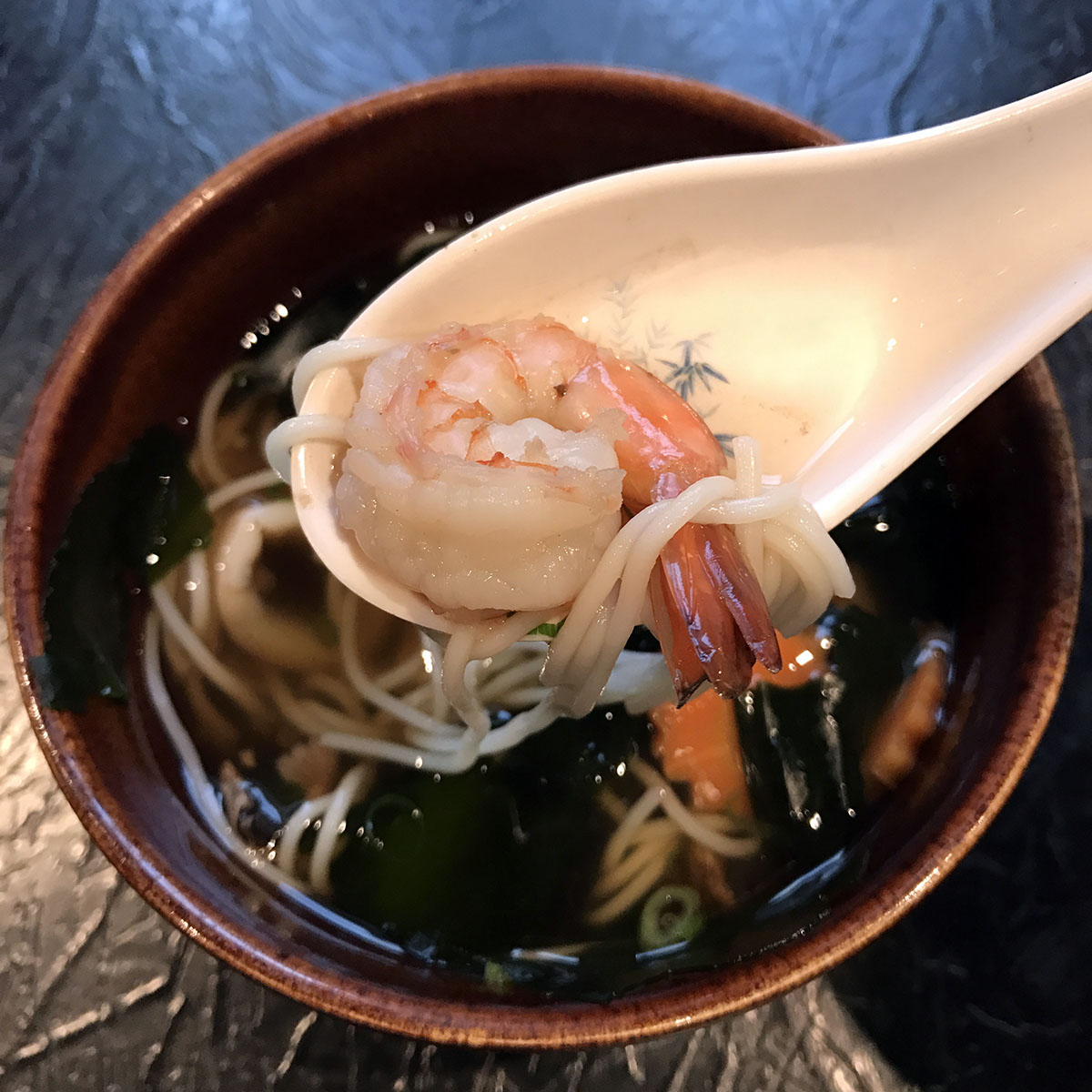 Dinner TLV Yakimono Seafood