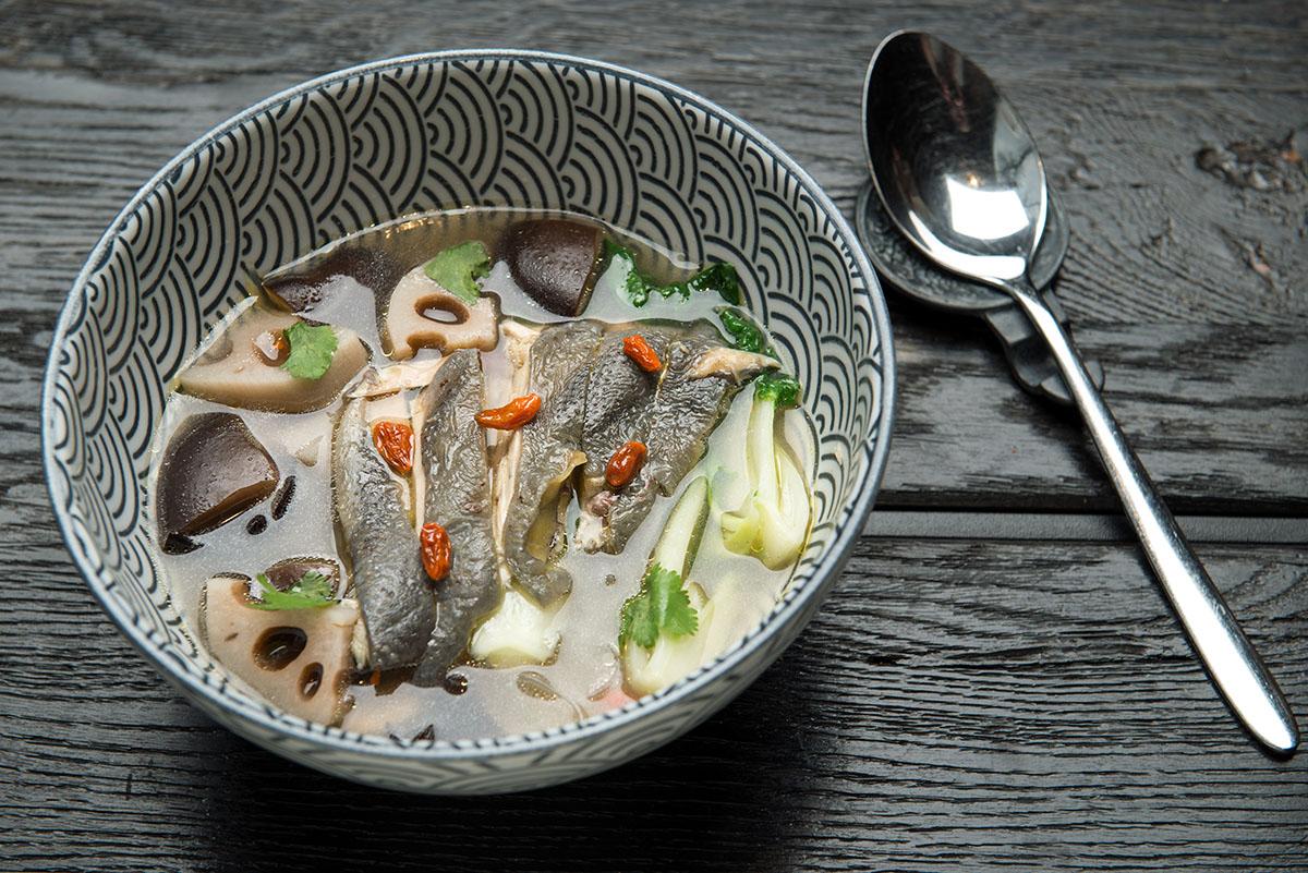 BAO Spring Soup