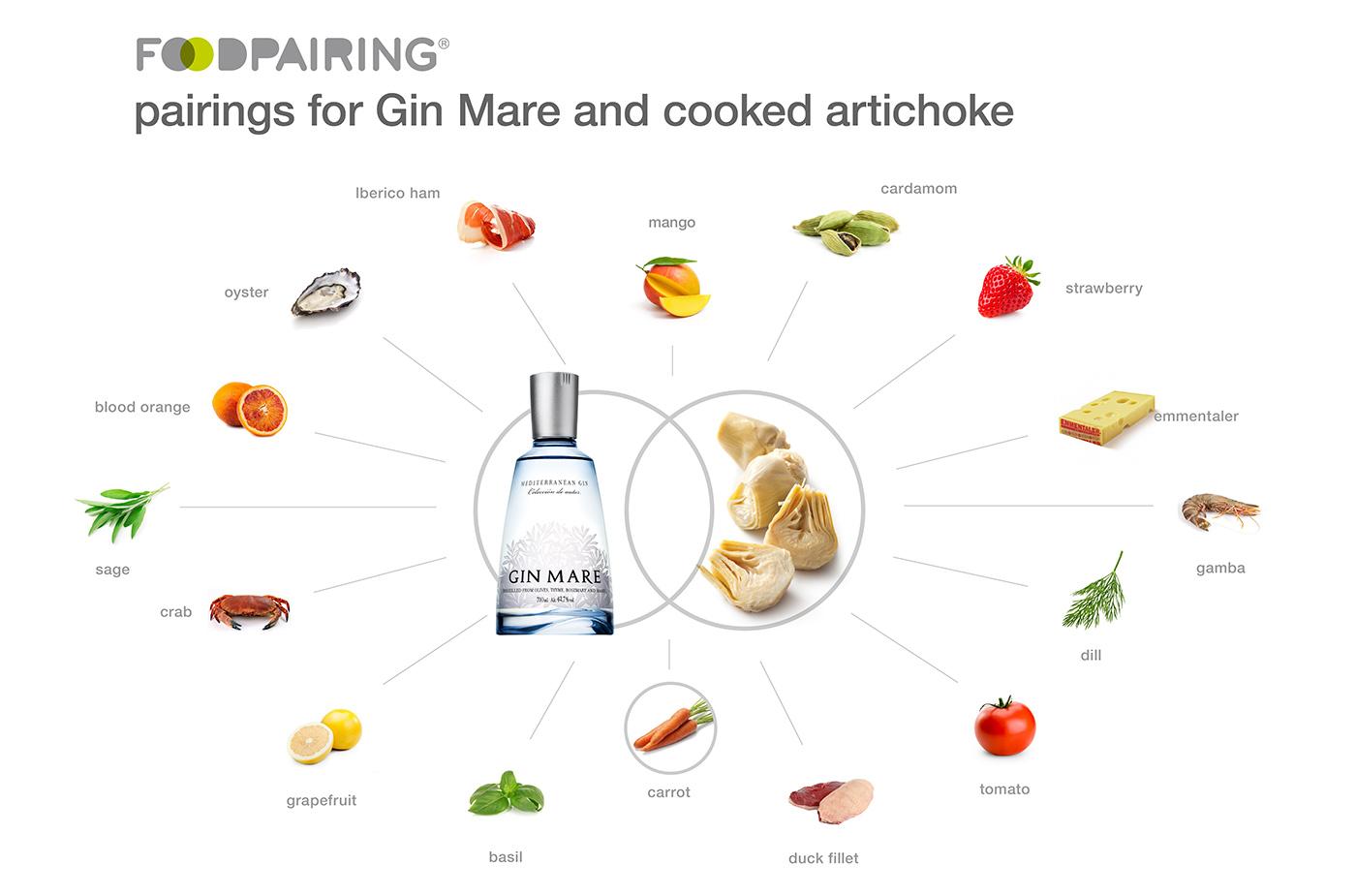 Foodpairing Artichoke