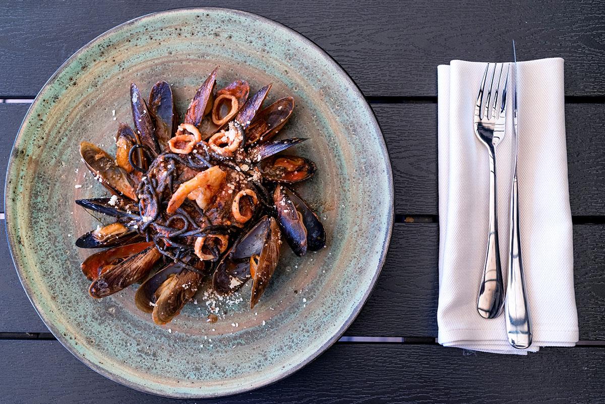Capo Di Monte Pasta Seafood