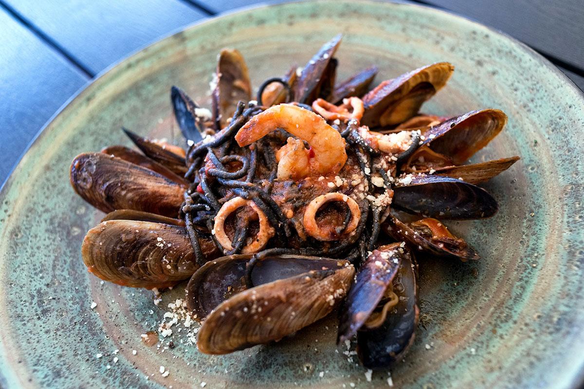 Capo Di Monte Pasta Seafood1