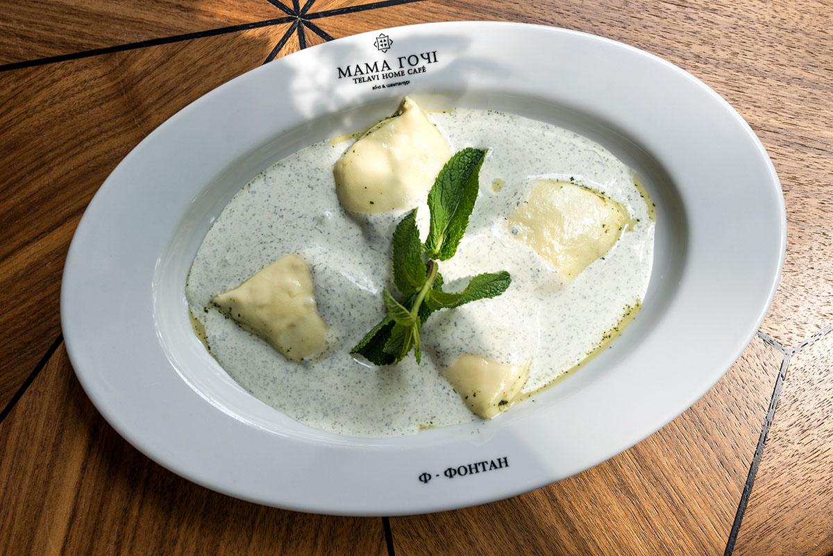 Гебжалия – нежная закуска из Мегрелии.