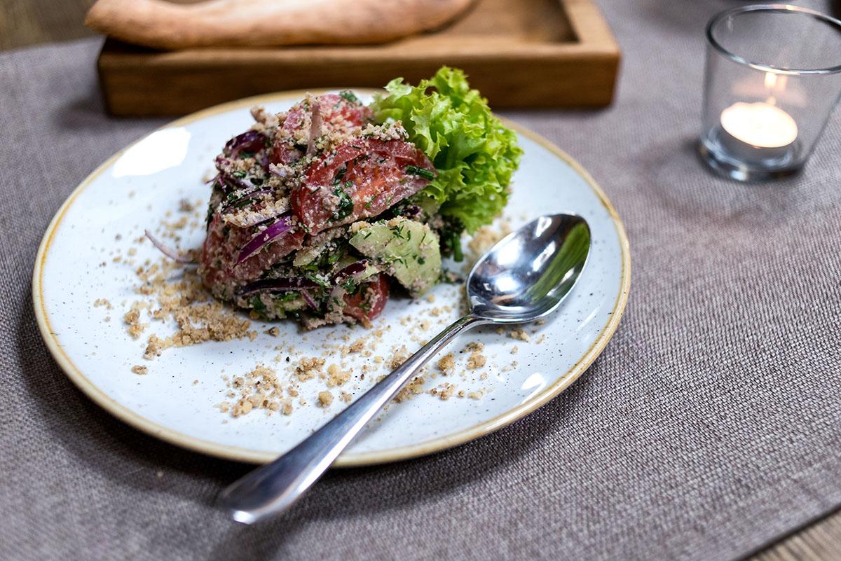 Saperavi Salad