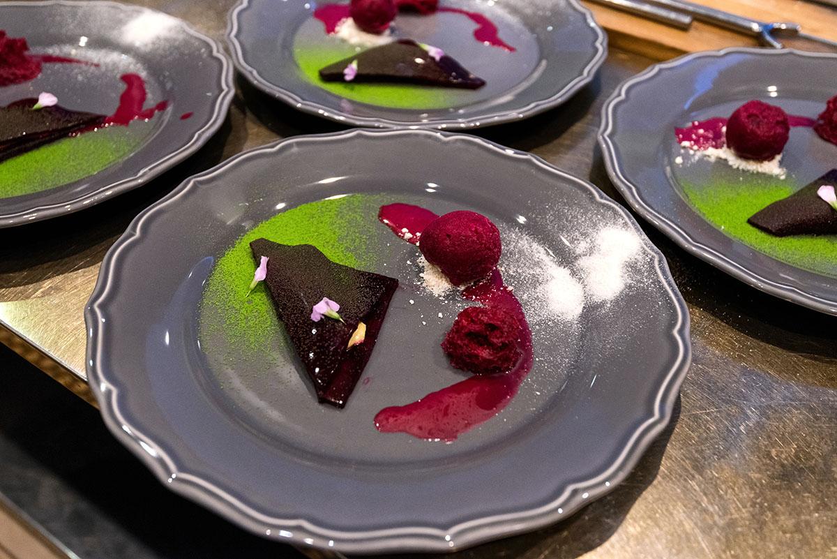 Terrace Dessert