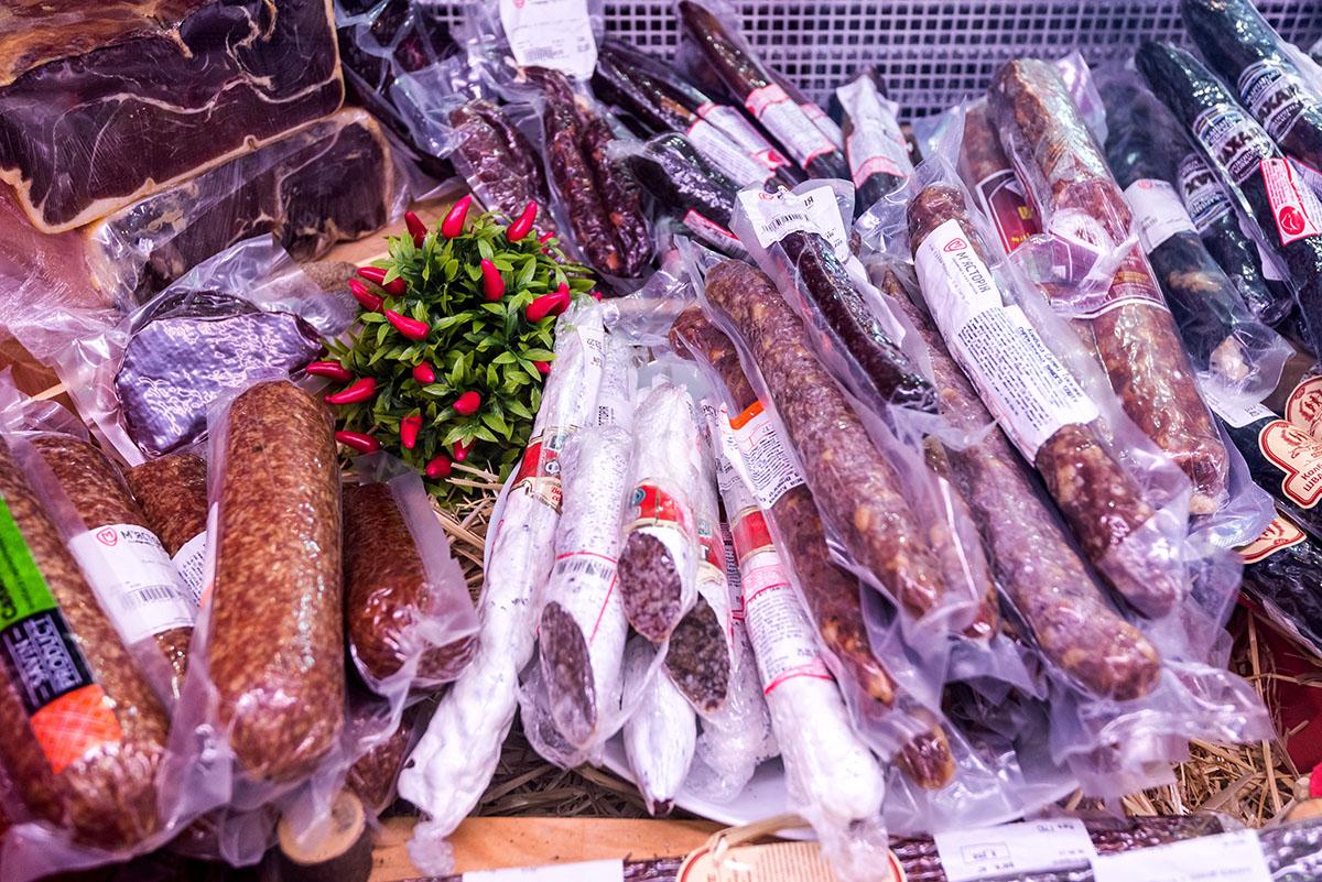Myastoriya Sausages