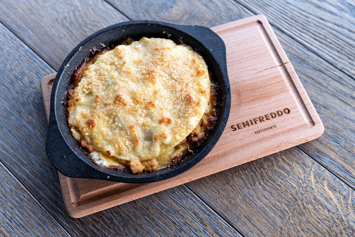 Semifreddo Lasagna